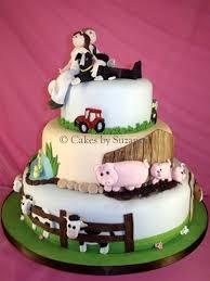 Farm Wedding Cake Wedding Cake Farming And Cake