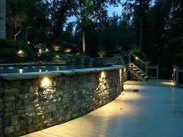 Landscape Lights Lowes Outdoor Landscape Lighting At Lowes Nomadik Co