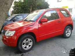 suzuki grand vitara 2006 suv 1 6l petrol manual for sale