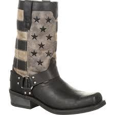 Faded American Flag Durango Patriotic Boot Flag Boots By Durango Shop American Flag