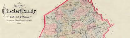Pennsylvania Township Map by Malvern Maps U2013 The Largest Selection Of Antique Main Line And