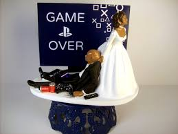 black cake toppers american motorcycle wedding cake toppers black