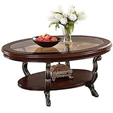 Cherry Coffee Table Acme 80120 Bavol Coffee Table Brown Cherry Finish