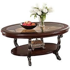 Cherry Coffee Table Acme 80120 Bavol Coffee Table Brown Cherry Finish