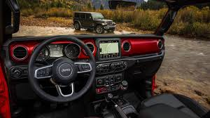 jeep cherokee 2018 interior 2018 jeep wrangler u0027s interior revealed lots of goodies inside