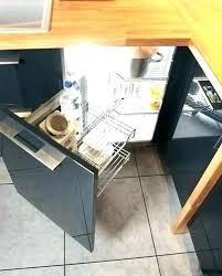 meubles angle cuisine amenagement interieur placard d angle cuisine le meuble le mansar