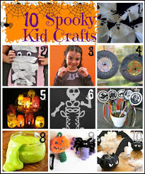10 spooky kid crafts for halloween tipsaholic