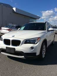 lexus rx vs bmw x1 pre owned 2013 bmw x1 xdrive35i xline in kingston used inventory