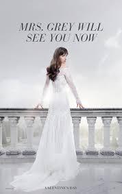 wedding dress in s wedding dress in fifty shades freed popsugar