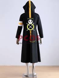 piece trafalgar water law surgeon death cosplay costume