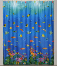 Fishing Shower Curtain Fish Shower Curtains The Best Way To Go Fishing In Your Bathroom