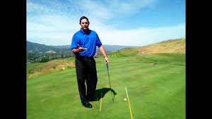 stick it simple golf drills using alignment rods youtube