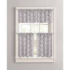 better homes and gardens trellis valance 60