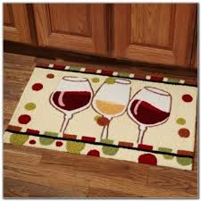 Grape Kitchen Rugs Grape And Wine Themed Kitchen Rugs Kitchen Set Home Decorating