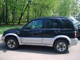 2000 suzuki vitara information and photos zombiedrive