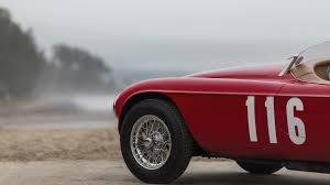 ferrari minivan historic ferrari 166 mm barchetta could grab 10 million at auction