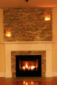 best 25 propane fireplace ideas on pinterest fireplace mantle our faux chimney by stepping stone and tile sst added to this propane fireplace