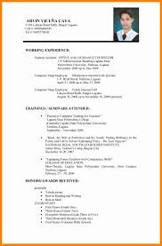 resume samples for 4 resume samples for fresh graduate forklift resume resume samples for fresh graduate 0 jpg