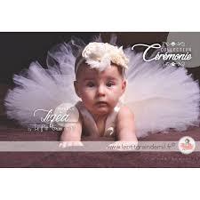 robe de mariã e tulle tutus et robes en tulle courte pour enfant bébé et fille