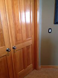 Interior Door Stain Paint Or Stain Interior Doors And Trim
