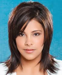 haircuts for high cheekbones round face shape the right hairstyles for you