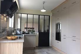 cuisine verriere atelier réalisations la cuisine avec verrière atelier de mariele de