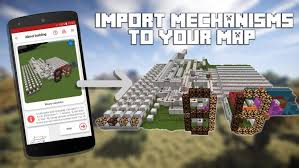 mc pe apk redstone builder for minecraft pe 9 1 apk for android