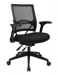 Best Chair For Back Pain Red Swivel Office Chair With Back And Four Black Legs With Wheels