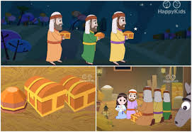 three wise men i christmas stories i animated children u0027s bible