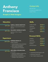 Resume Template Modern by Customize 733 Modern Resume Templates Canva