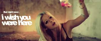 avril lavigne gifs wish you were here emoticons gifs zone egz