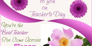 day wishes warm teachers day wishes for your teachers
