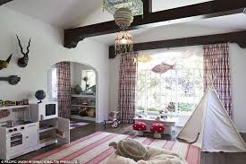 alyson hannigan lists gorgeous spanish style home daily mail online