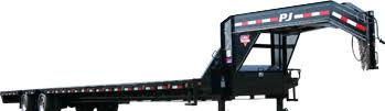 pj trailers support