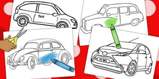 colouring sheets car colouring sheets colour colour