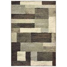 Synthetic Area Rugs 4 X 6 Geometric Synthetic Area Rugs Rugs The Home Depot