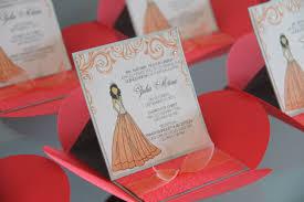 Flat Invitation Cards Flat Invitation Card Gallery Jinkys Crafts