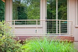 Patio Railing Designs Exterior Railings Gallery Compass Iron Works