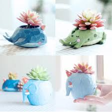Cute Flower Pots by Online Get Cheap Designer Flower Pots Aliexpress Com Alibaba Group