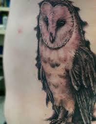 47 mind blowing owl tattoos on rib