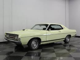 ford torino gt for sale light yellow 1969 ford torino gt for sale mcg marketplace