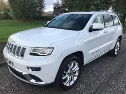 jeep grey blue used jeep grand cherokee cars for sale motors co uk