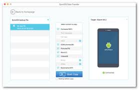 icloud backup for android backup android to mac transfer backup restore files between