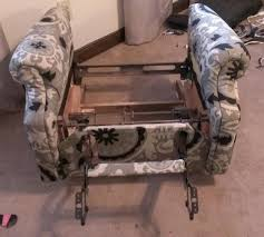 Lazyboy Recliner How To Reupholster A Recliner Around The House Ideas Pinterest