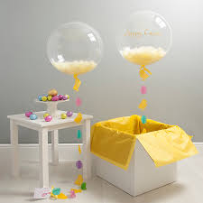 balloon delivery colorado springs personalised easter confetti balloon easter helium balloons and