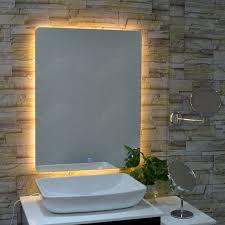 Anti Mist Bathroom Mirror Mgonz Backlight Anti Fog Bathroom Mirror Rectangle Wall Mirror