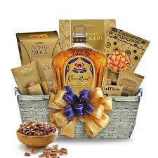Crown Royal Gift Set The Most Build A Basket Canadian Whiskey Triple Gift Basket