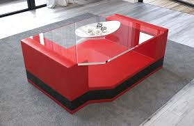 red and black coffee table leather los angeles leather sofa sets sofadreams