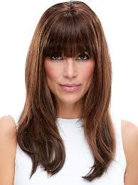 clip in bangs easifringe human hair clip in bangs by easihair hsw wigs