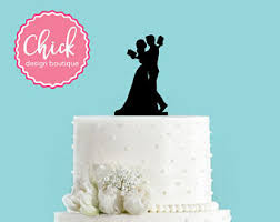 nerdy wedding cake toppers cake toppers etsy